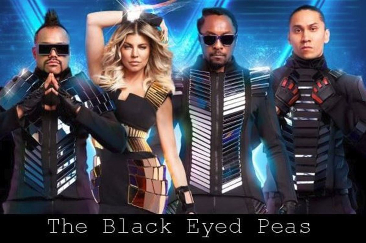 Black Eyed Peas Boom, Boom, Pow and Gotta Feeling