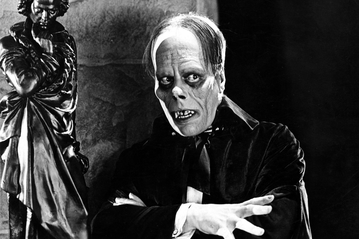 "Lon Chaney, Sr.'s ""The Phantom of the Opera"""