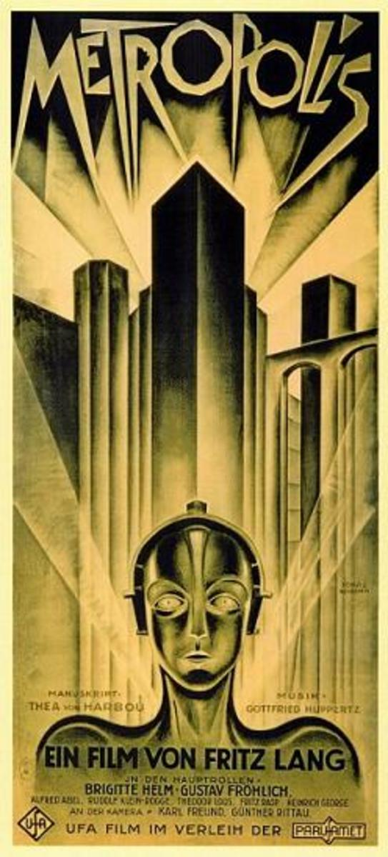 """Lang's """"Metropolis"""""""