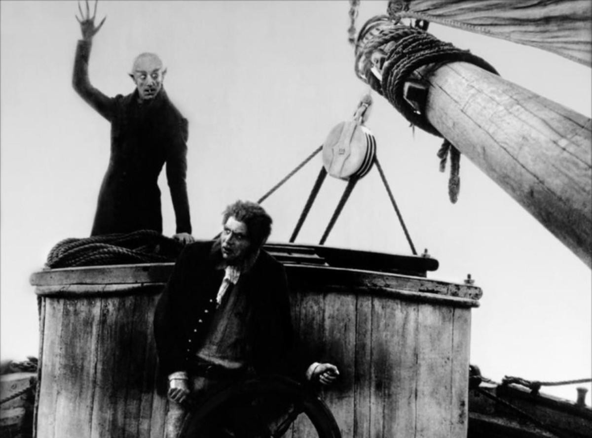 """Murnau's """"Nosferatu."""""""