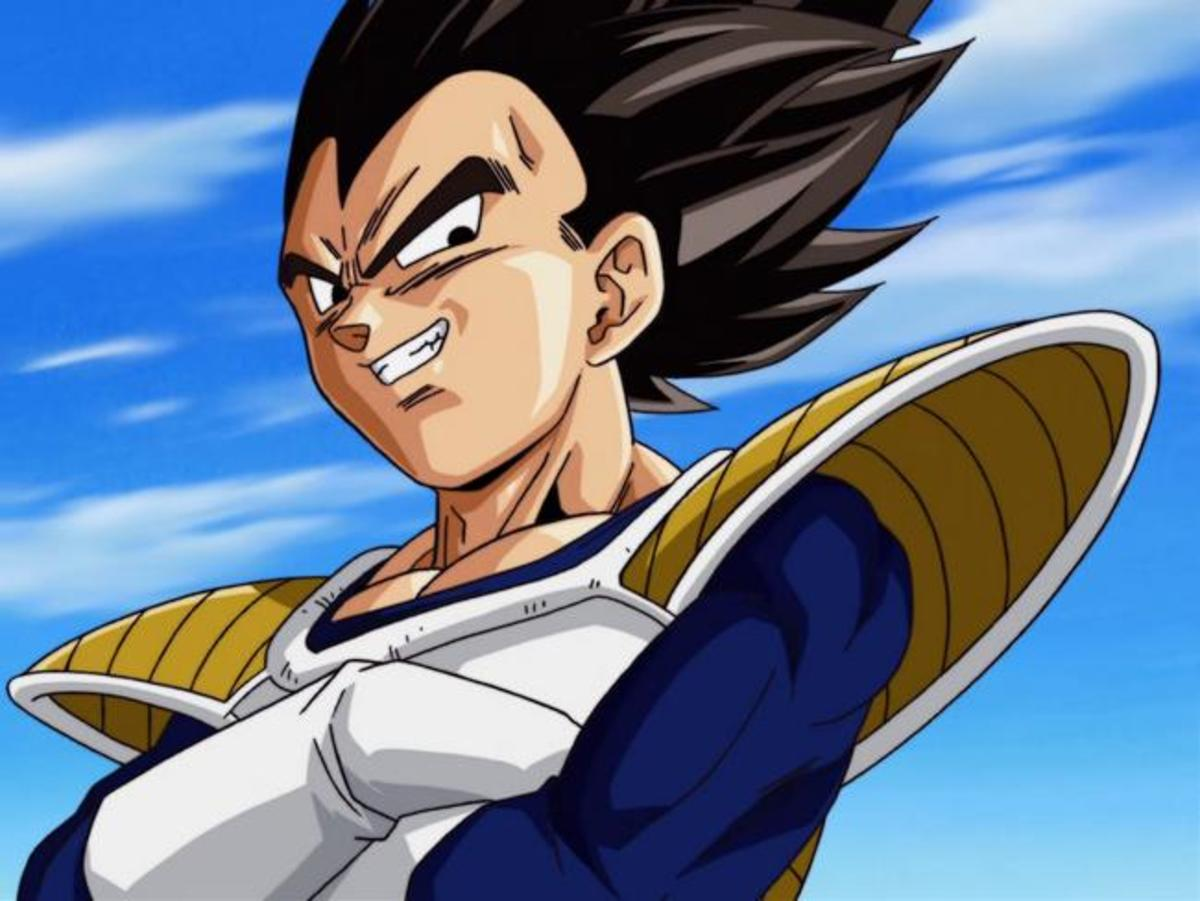 Why is Vegeta Better than Goku?