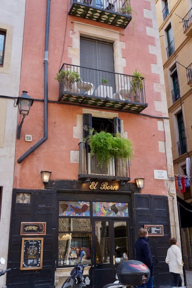 El Born Barcelona