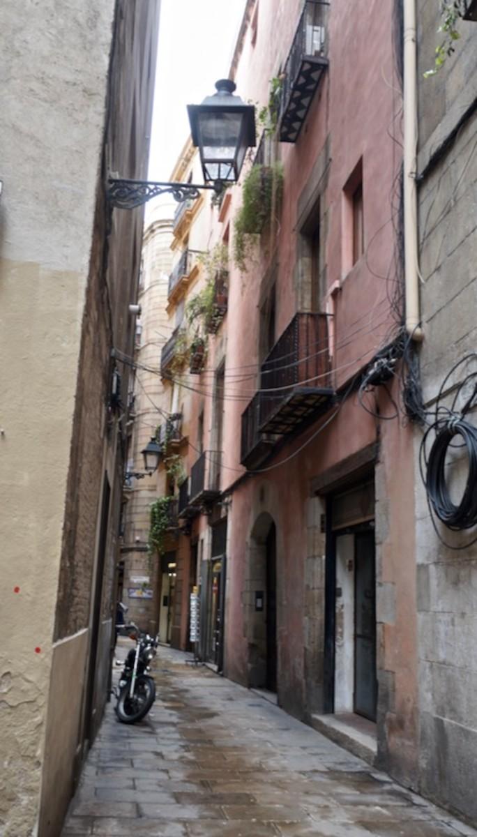 Narrow Born Streets