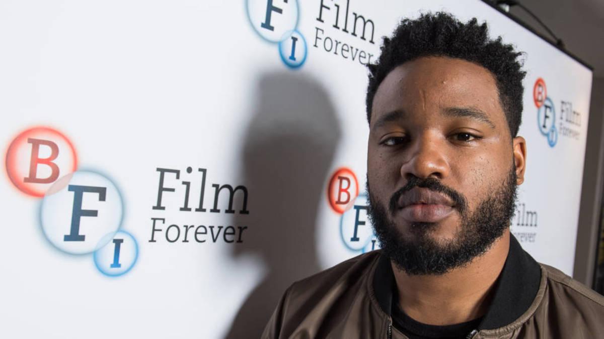 "31-year-old Ryan Coogler, writer and producer of ""Black Panther"""