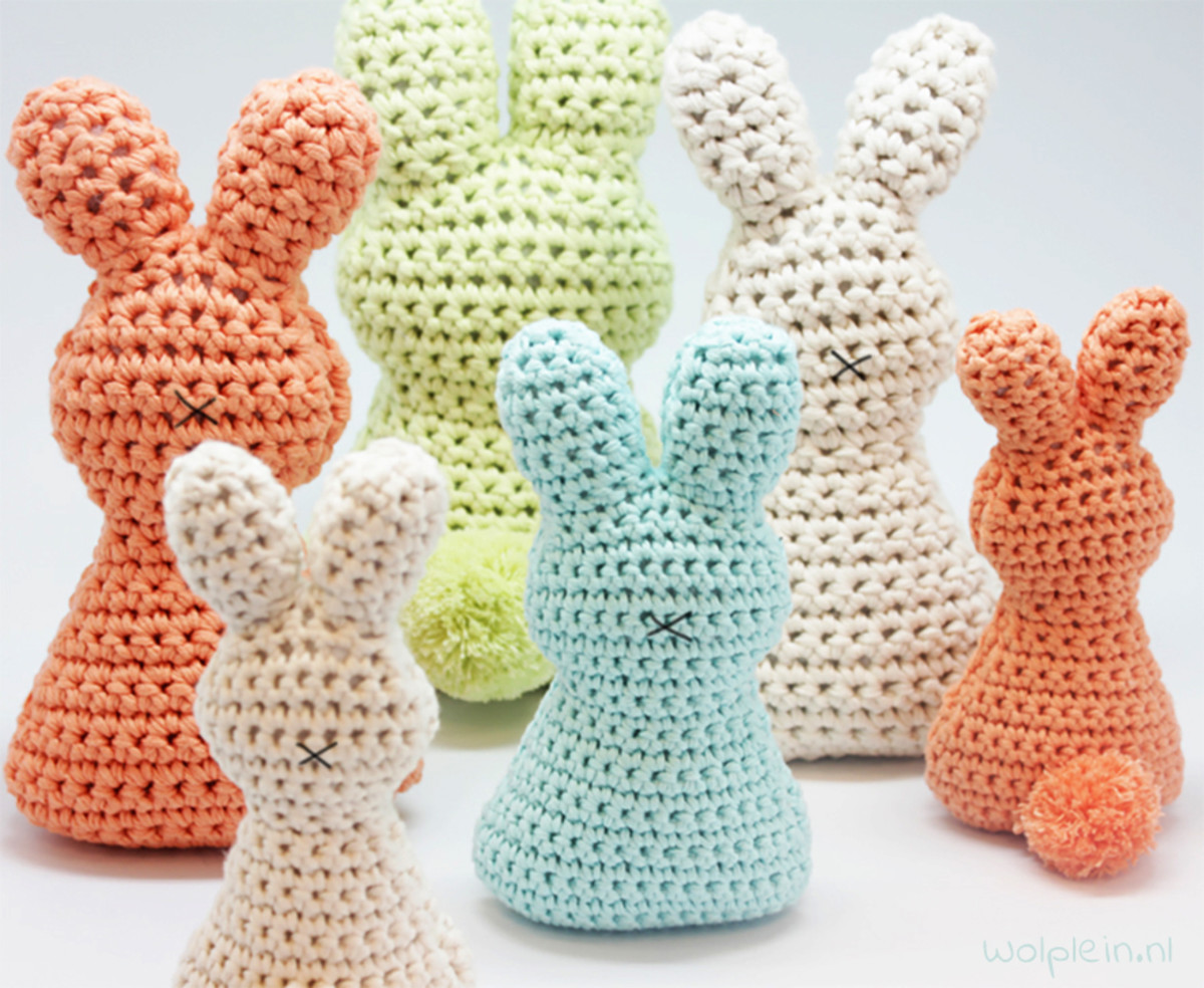 free-easter-bunny-crochet-patterns