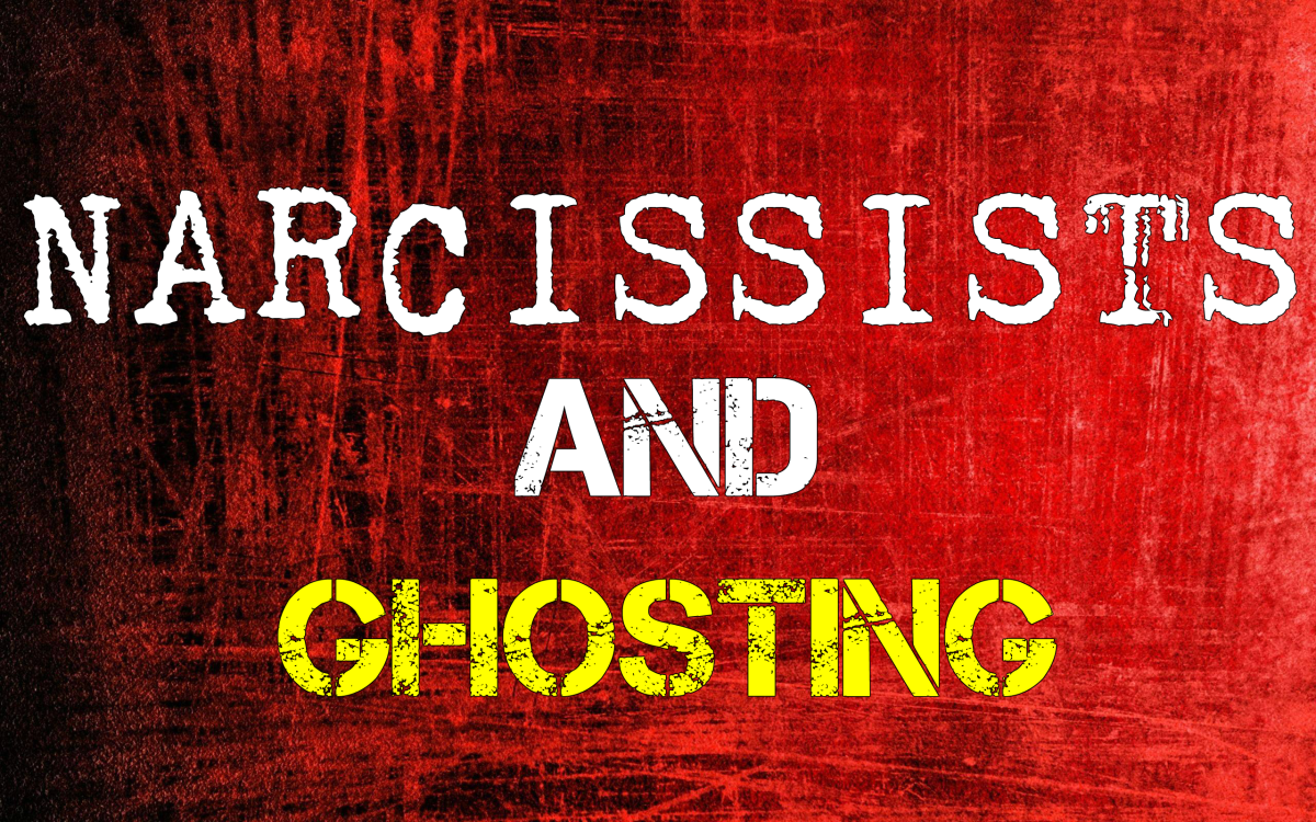 Narcissists & Ghosting