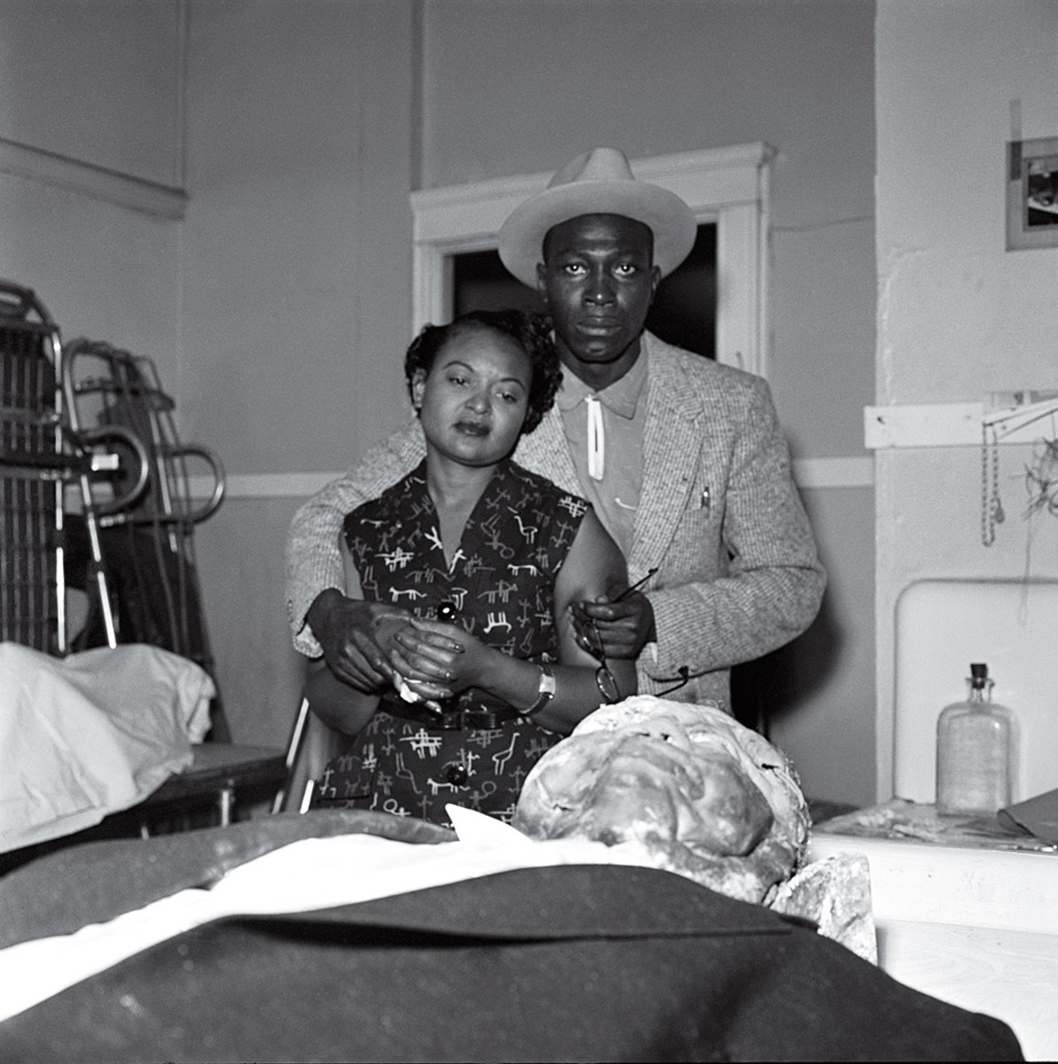 14 year old Boy Beaten and Shot in the Head for Whistling at a White Woman in 1955, The Story of Emmett Till.