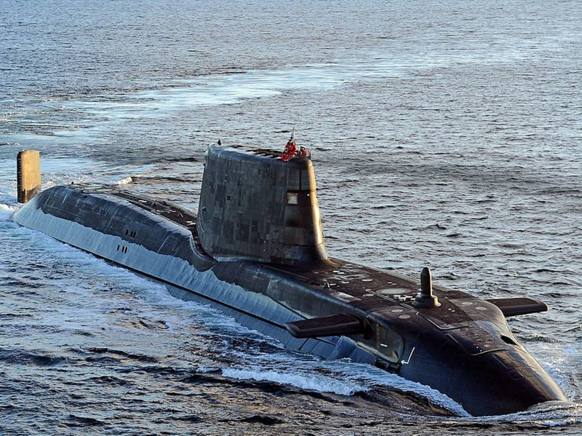 fastest-submarines-in-the-world
