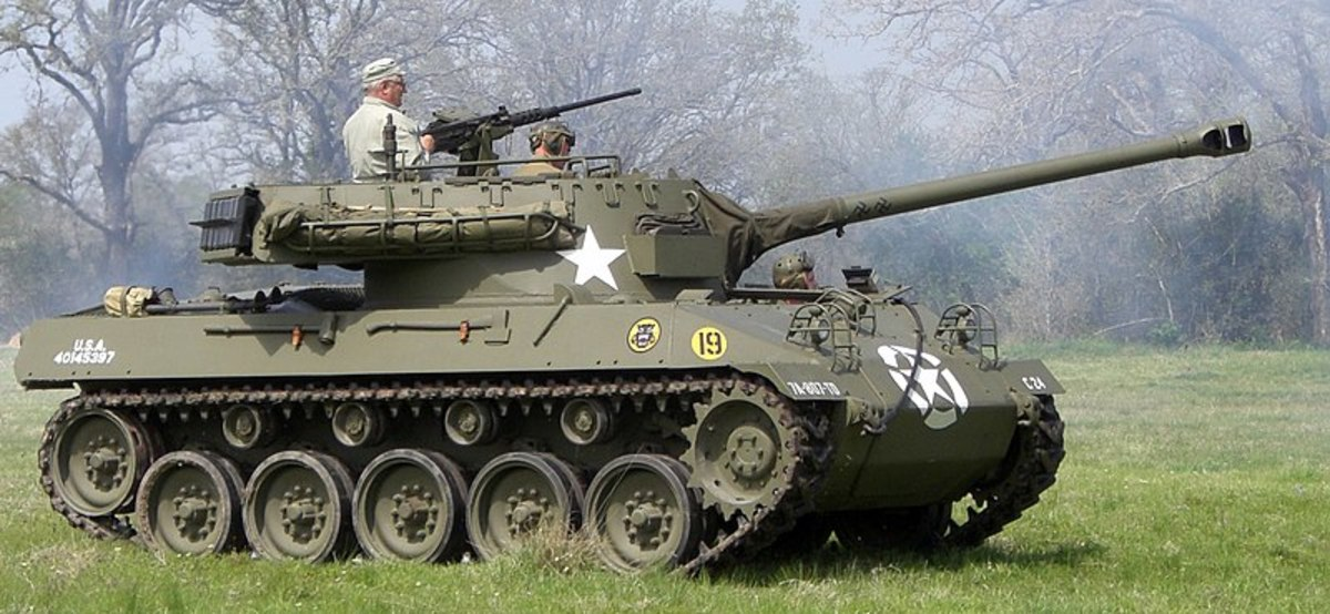 Fastest Tanks in the World