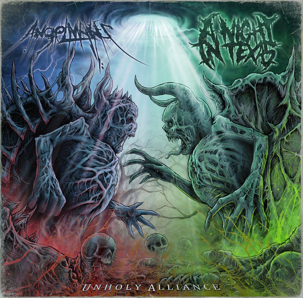 AngelMaker / A Night In Texas,