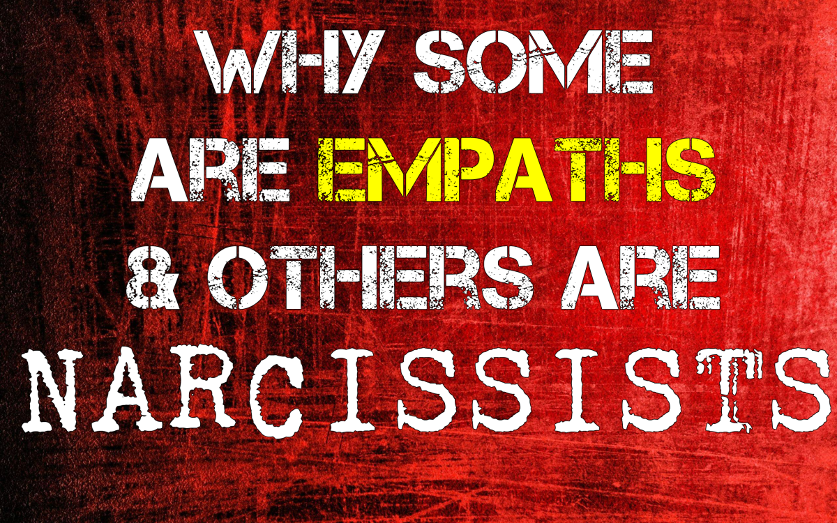 Why Some Become Narcissists & Others Become Empaths
