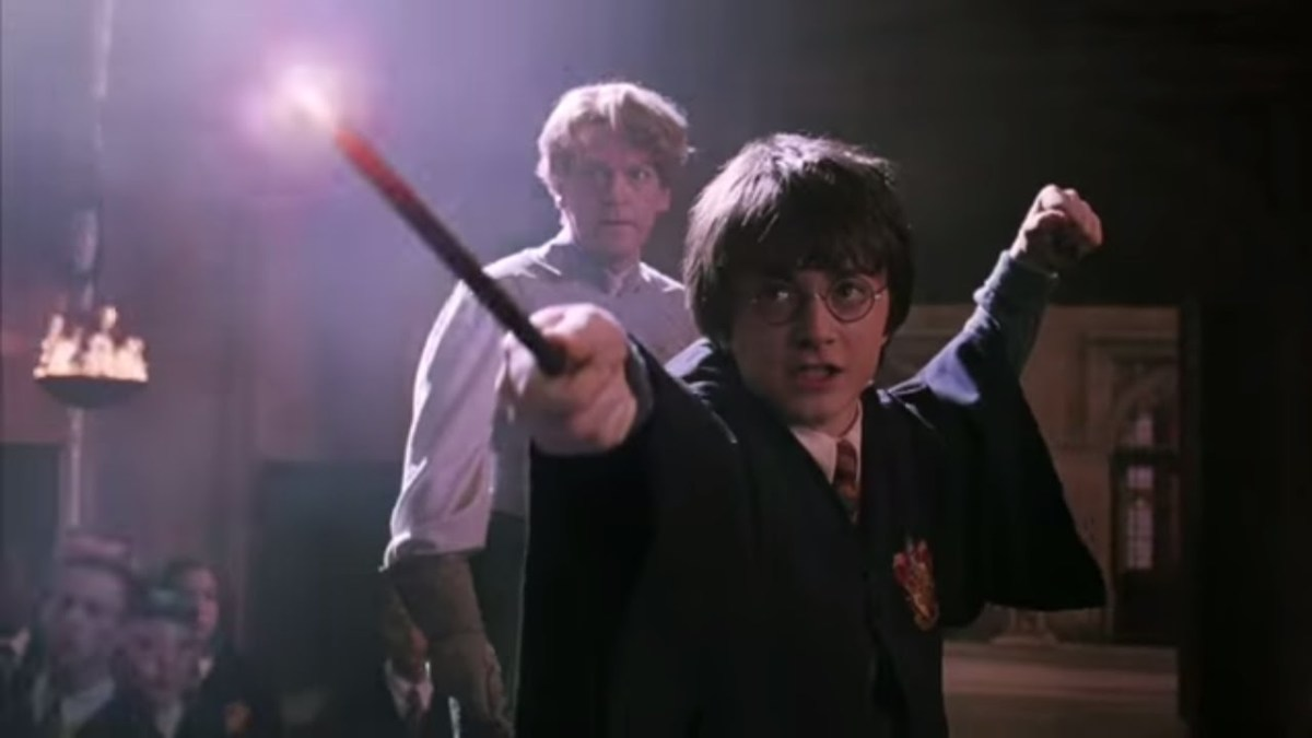 Why Most Harry Potter Wizards Don't Know How to Fight