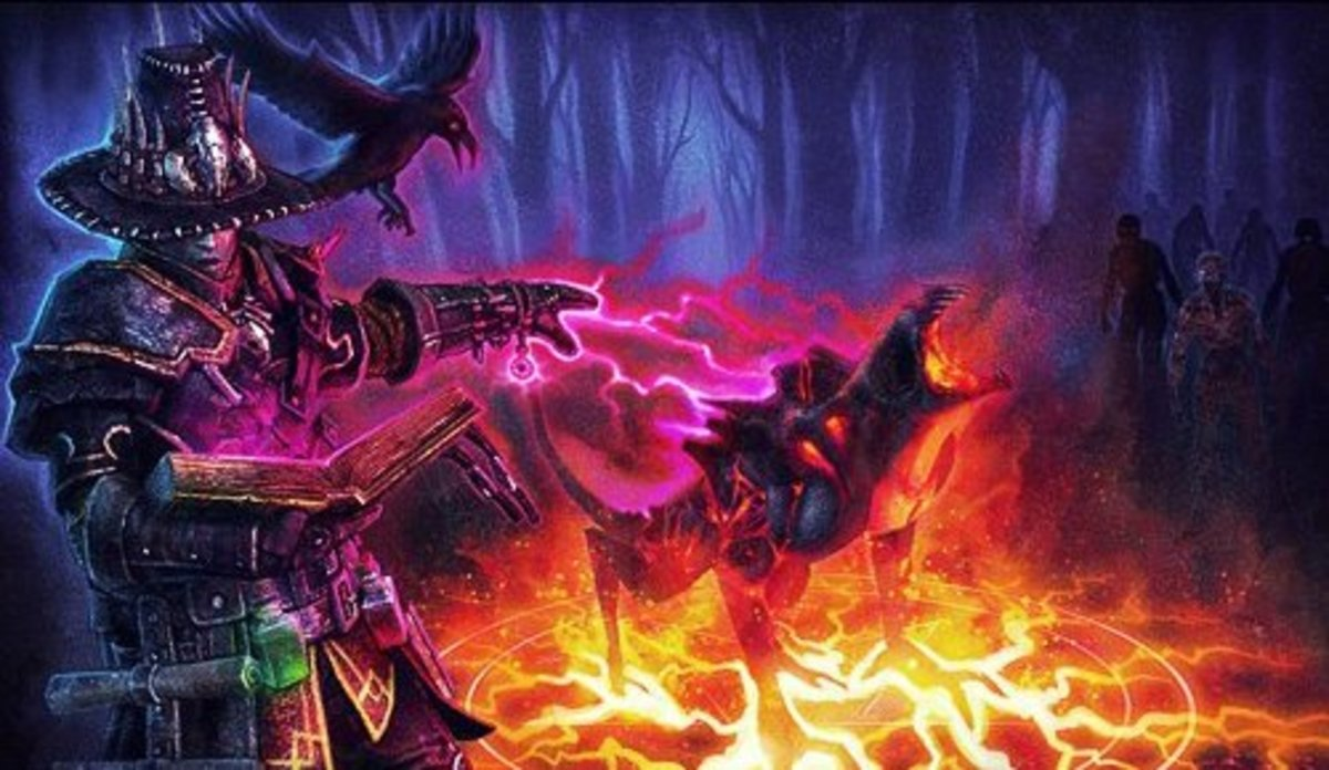 Grim Dawn: Occultist Build Guides for Beginners