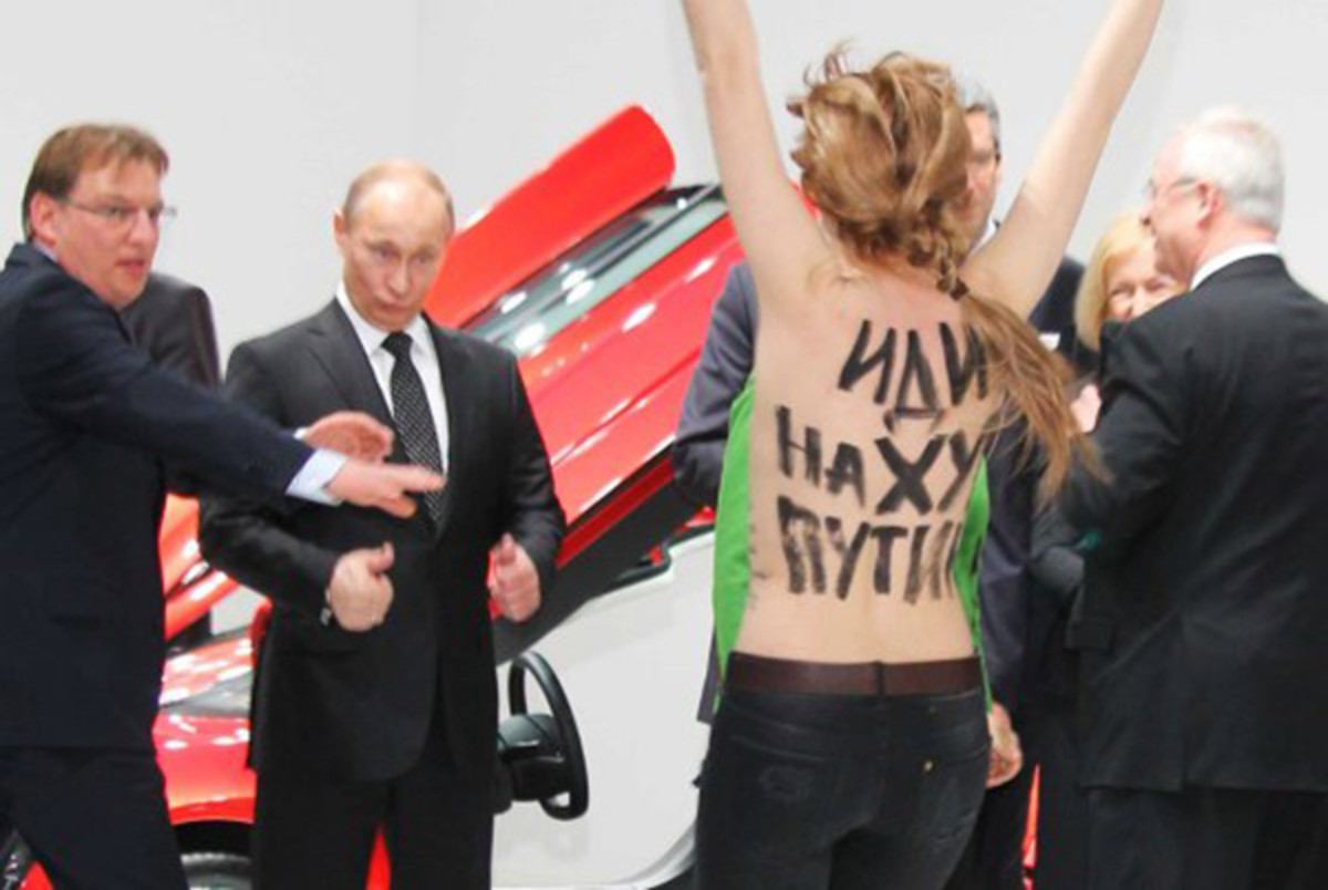 Putin's reaction should be a wake-up call for them...