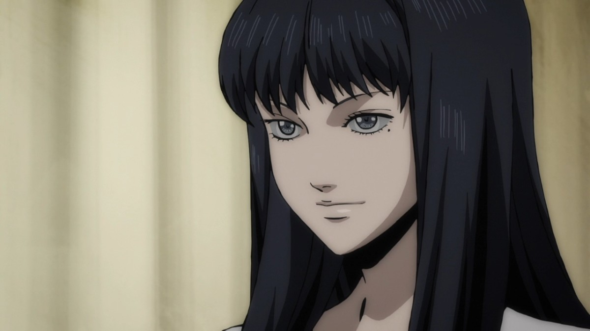You've never met anyone like Tomie.