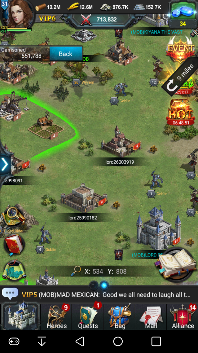 Rise of the Kings Beginner's Guide to Survive After Castle 5