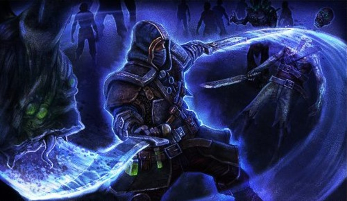 Grim Dawn: Nightblade Build Guides for Beginners | HubPages