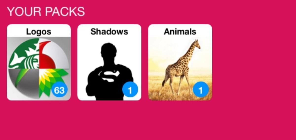 100 Pics Game - Logos Pack Answer Sheet & Cheats