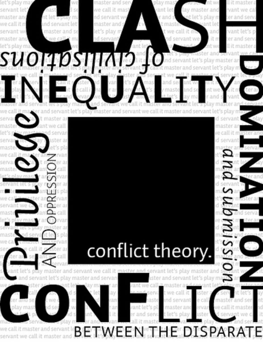 Conflict Theory and Discrimination