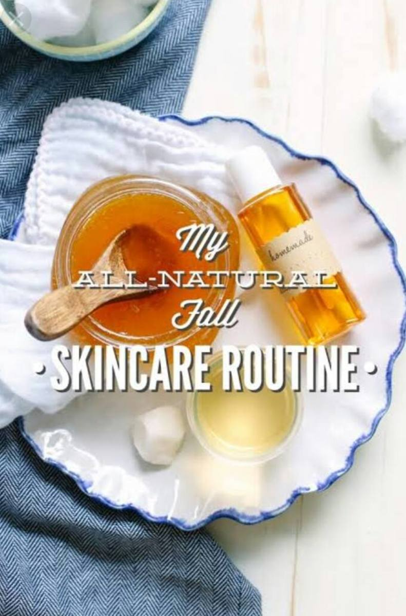 My personal skin care routine!