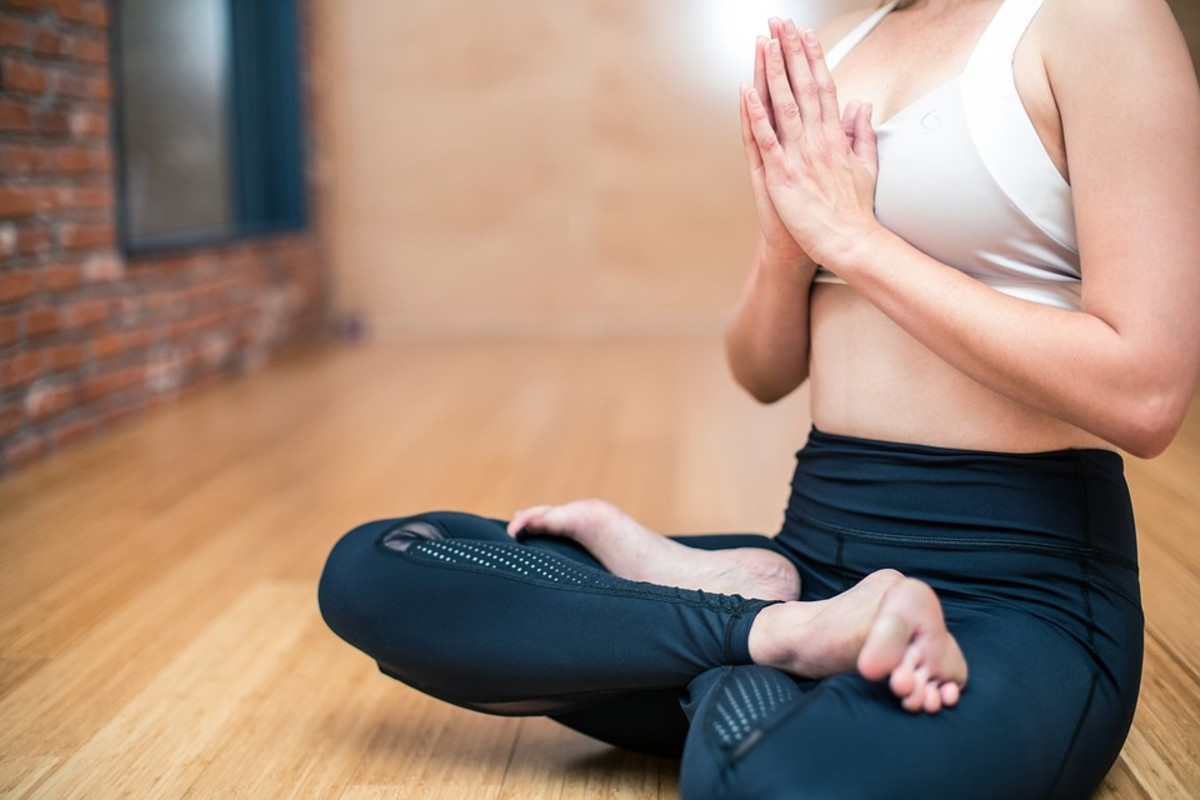 Exercising such as practicing yoga/ mediation is a great way to stay physically and mentally healthy