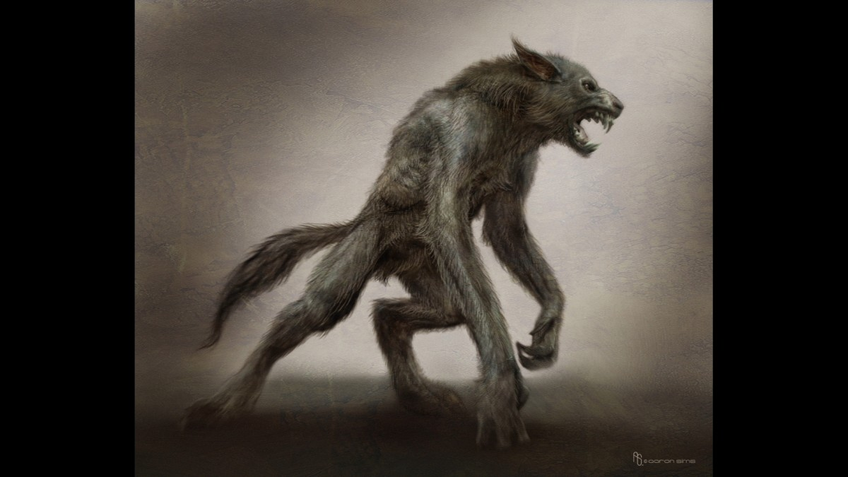 Ten Terrifying Fictional Creatures