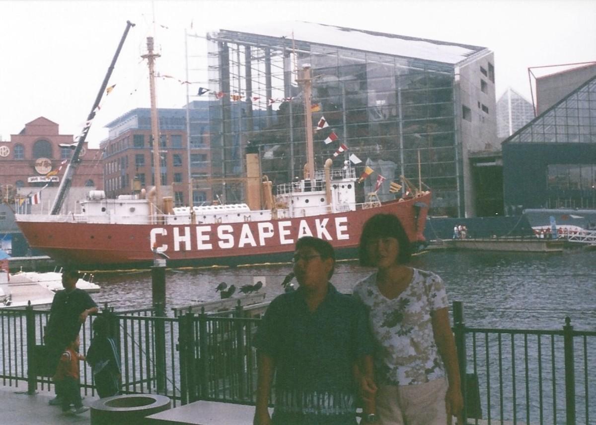 The Lightship Chesapeake