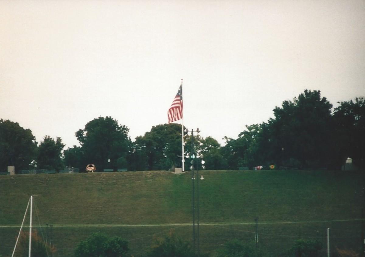 Federal Hill Park.