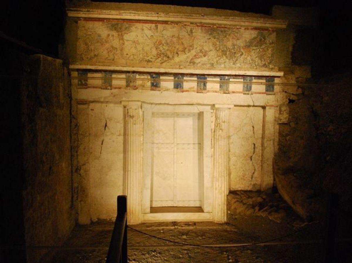 Tomb of Philip, Vergina