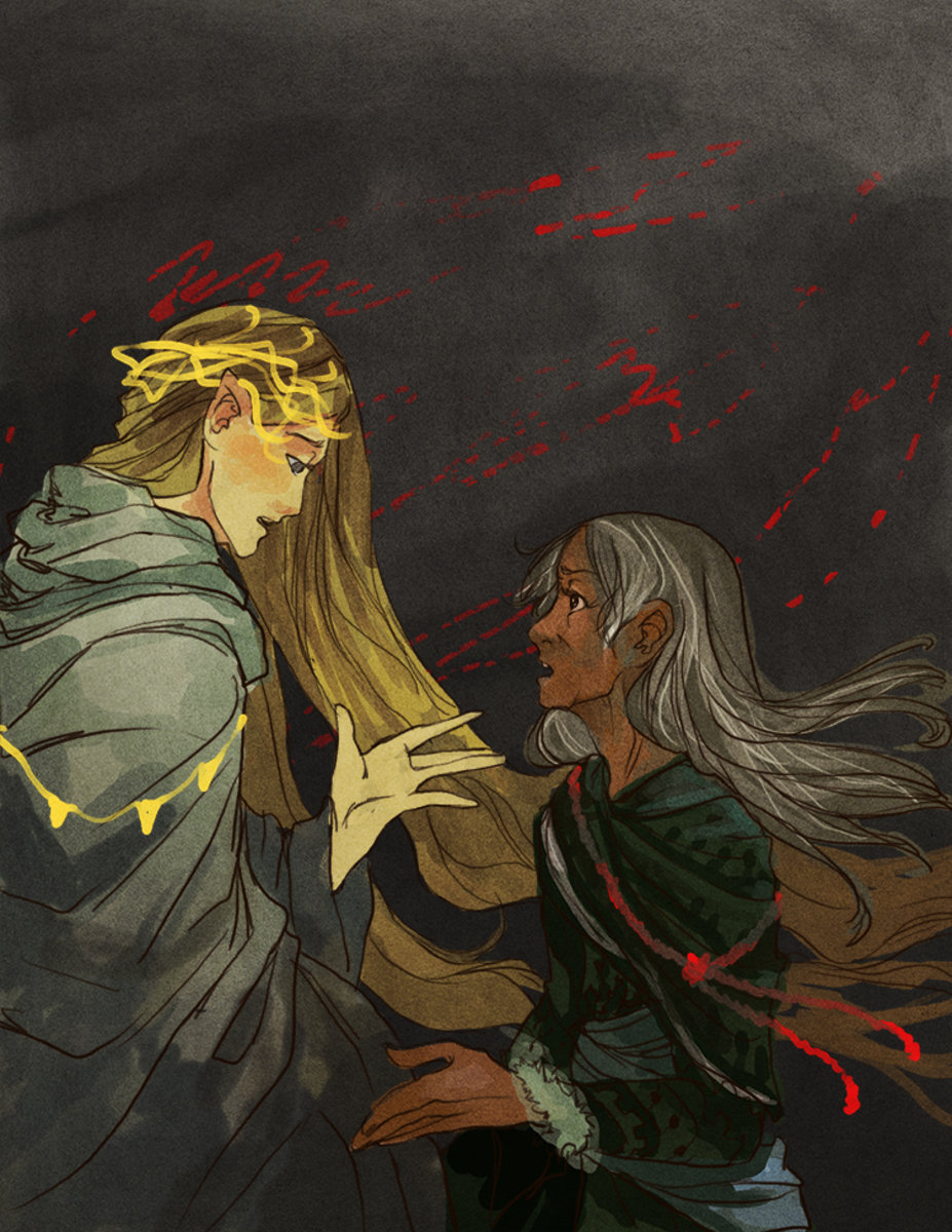 Distant Relations: How Men and Elves Related to Each Other in Middle-Earth