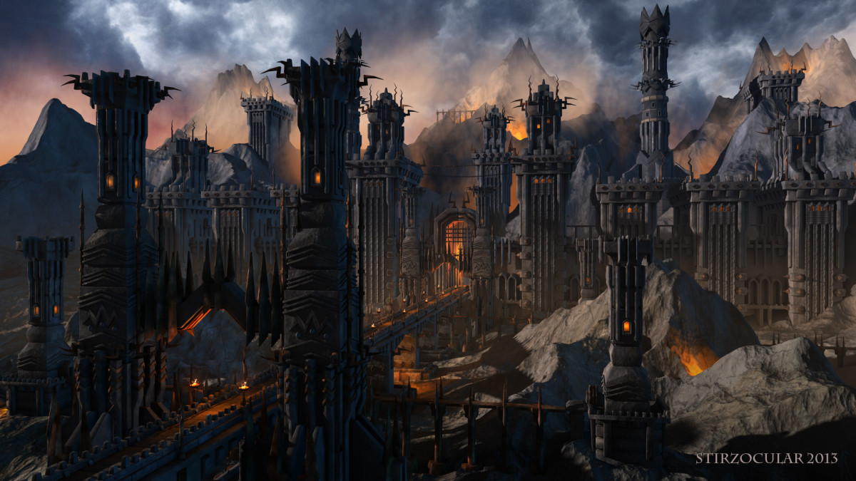 By stirzocular d6s1llt feedyeti.com.   The siege of Angband was a period of time where the elven armies managed to defeat and hold off Morgoth's forces.  It was a time of relative peace away from the north but did not last.