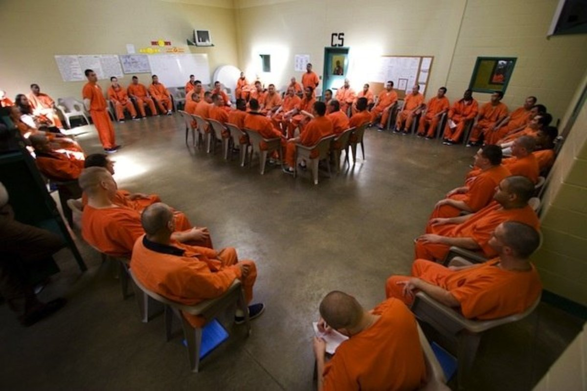 Why Rehabilitation Should Be Part of Punishment in the Prison System