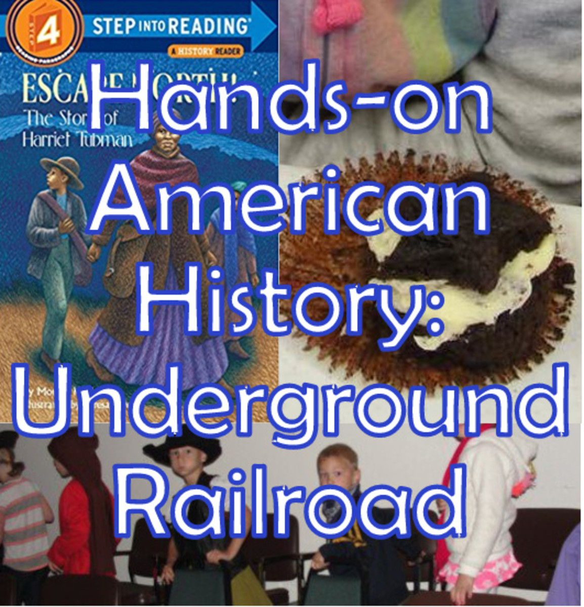 Underground Railroad Lesson for Kids