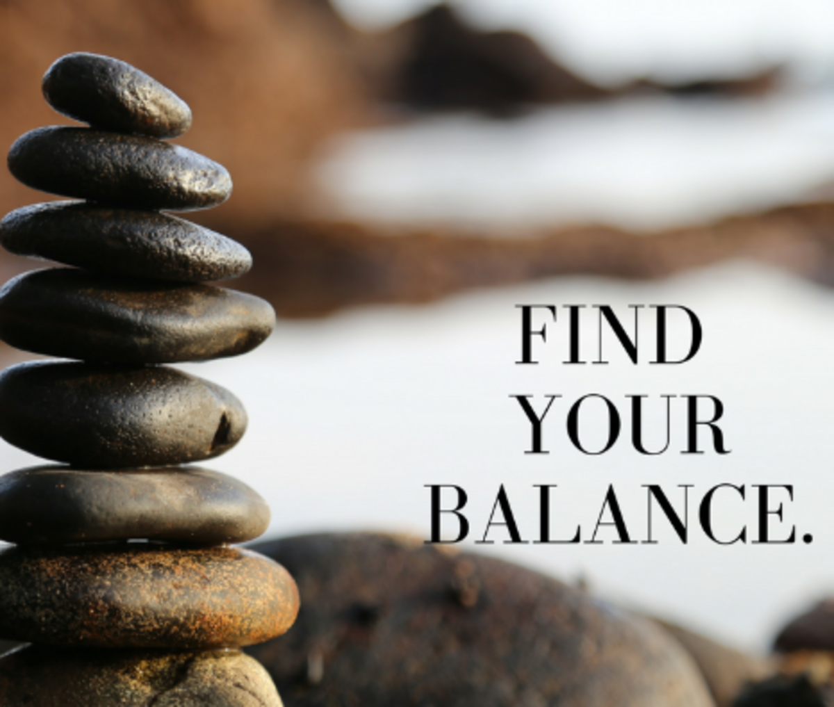 Finding Your Balance - Nutrition
