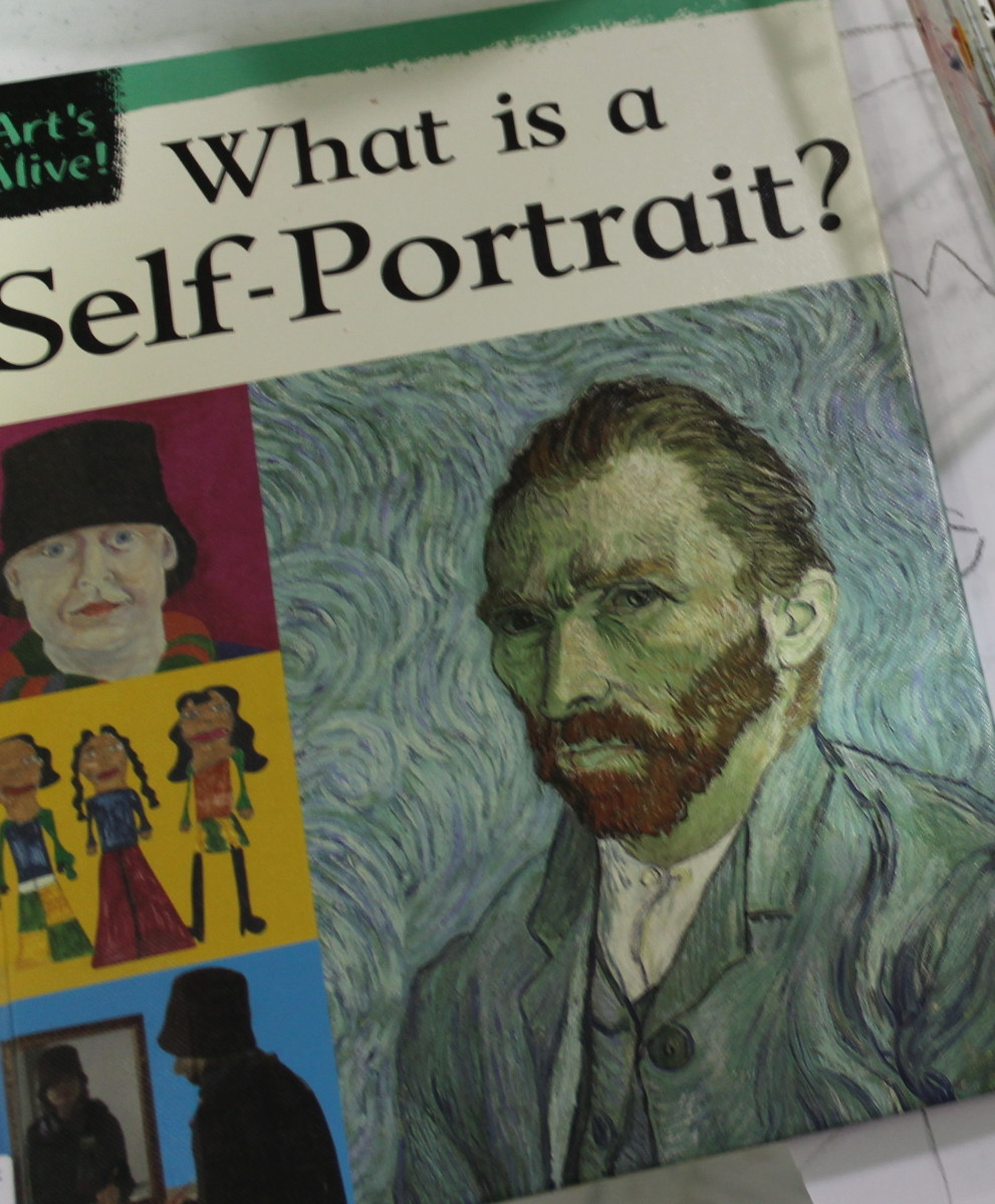 """What is a Self-Portrait"" by Ruth Thomson"