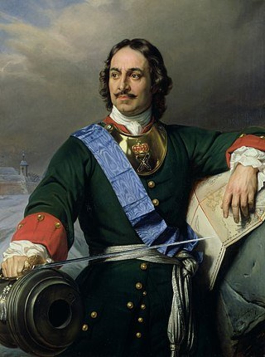 Peter the Great officially proclaimed Russia as an Empire in 1721 and became its first emperor. He helped transform Russia into a modern European state.