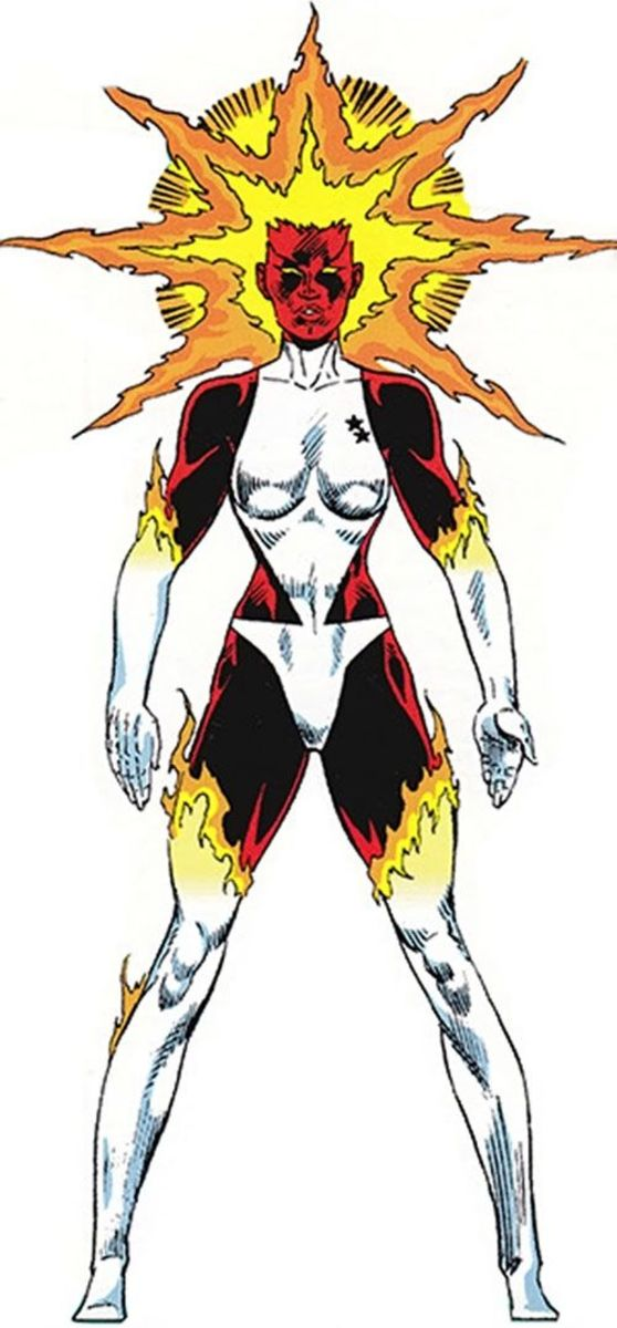 Marvel Comics Carol Danvers: From Binary To Warbird!