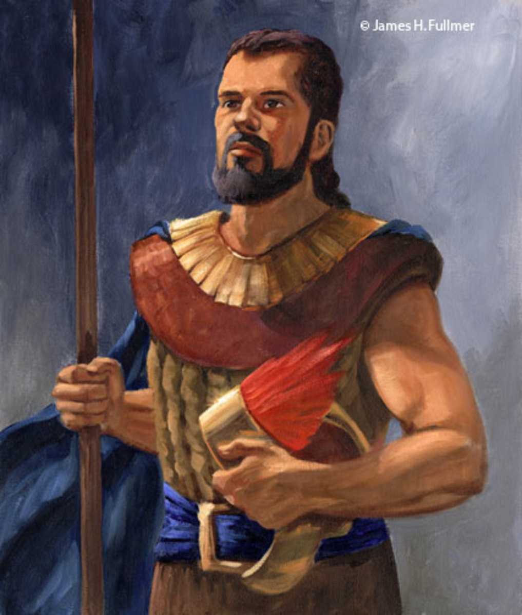 The Legacy Torch of Faith: Helaman