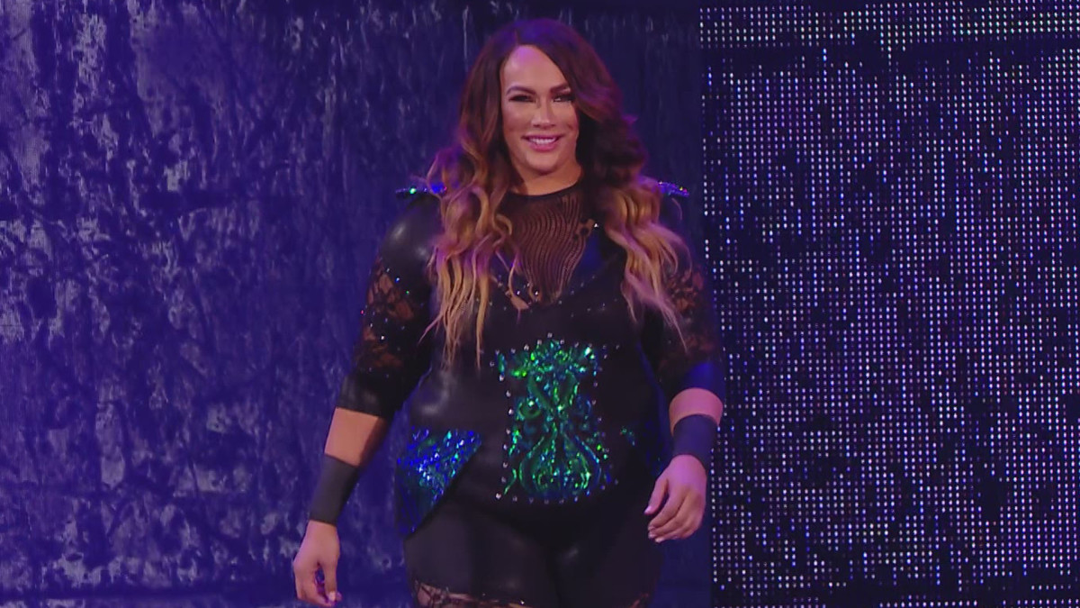 How Nia Jax Irresistibly Forced Us All to Adore Her