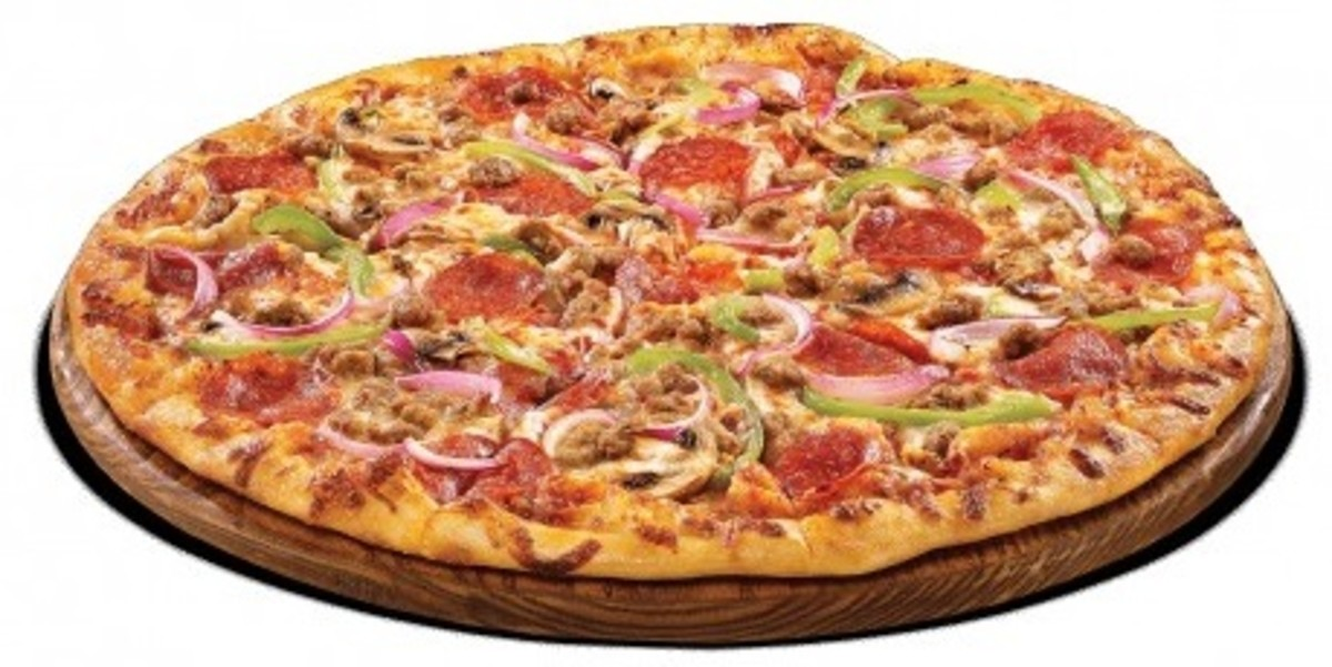 Cici's Supreme Pizza