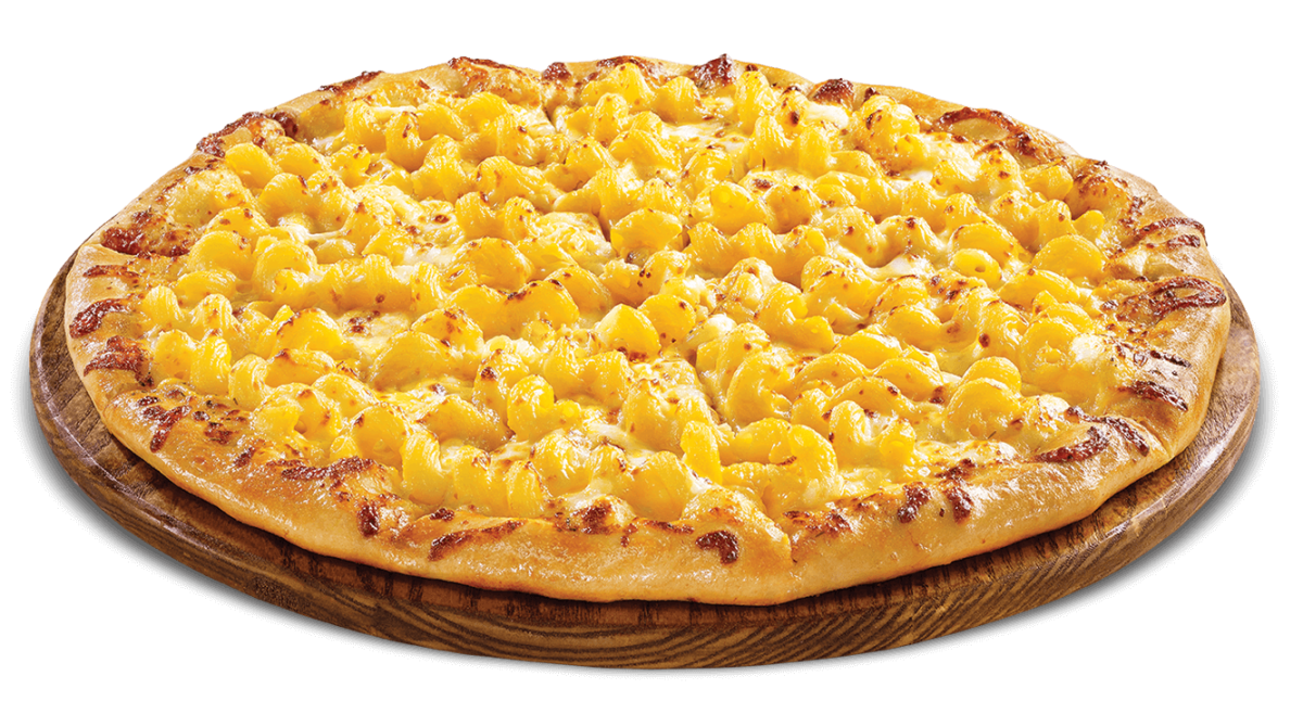 Cici's Mac & Cheese Pizza