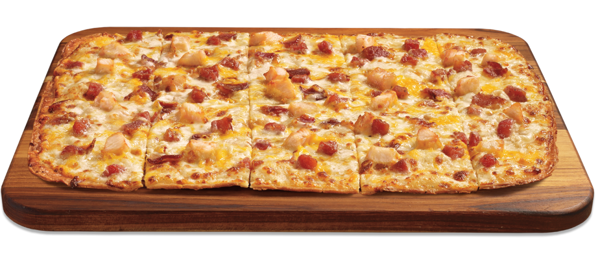 Cici's Chicken Bacon Club Pizza