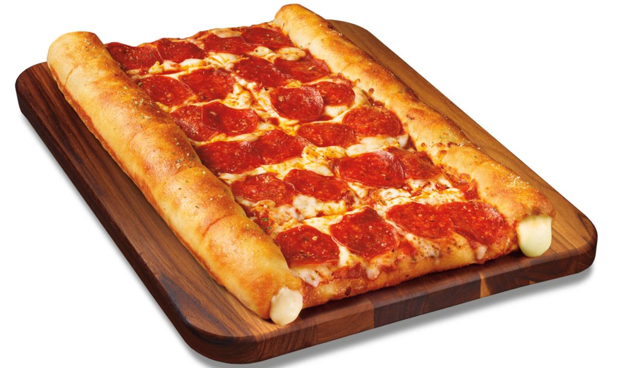 Cici's Stuffed Crust Pizza