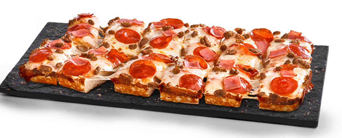Cici's Meat Eater Pan Pizza