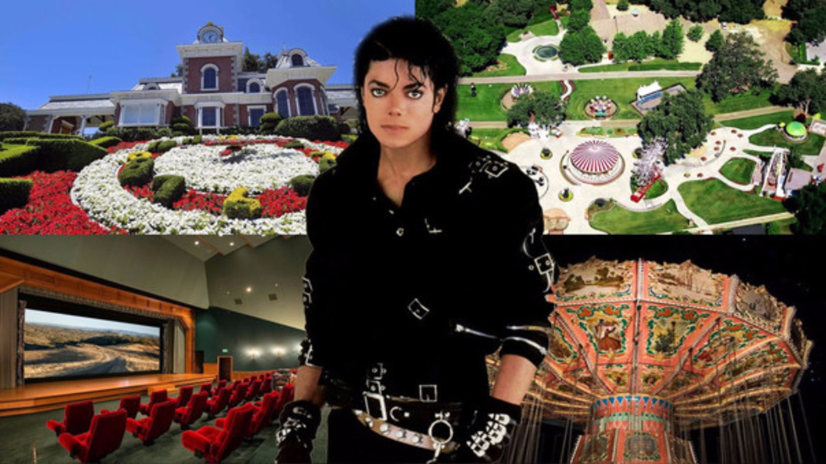 The Current State of Michael Jackson's Neverland Ranch