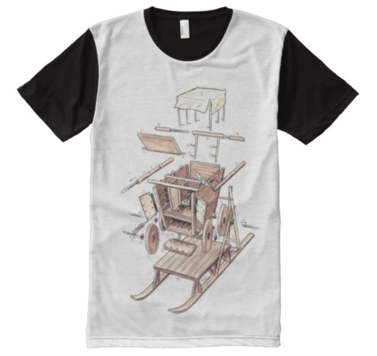 Babycart T-shirt