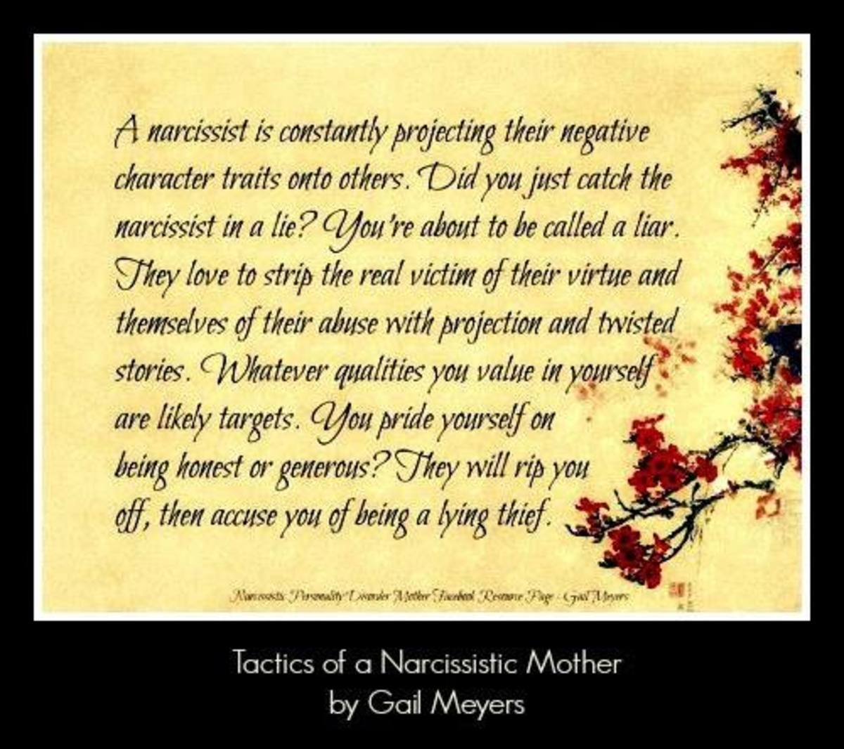 The Terminal Illness and Death of a Narcissistic Mother | HubPages
