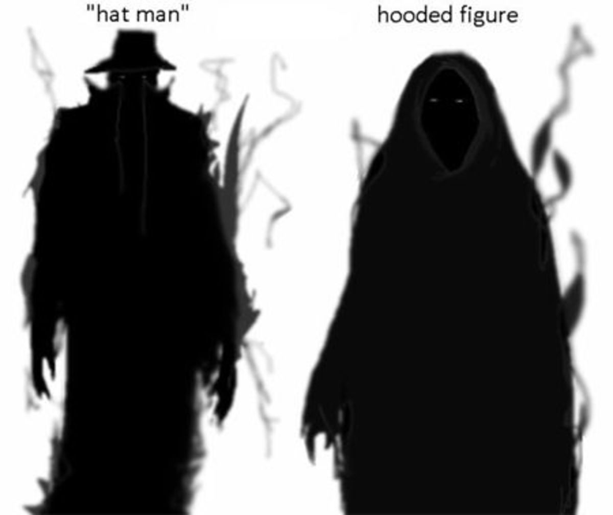 The Djinn, energy Vampires