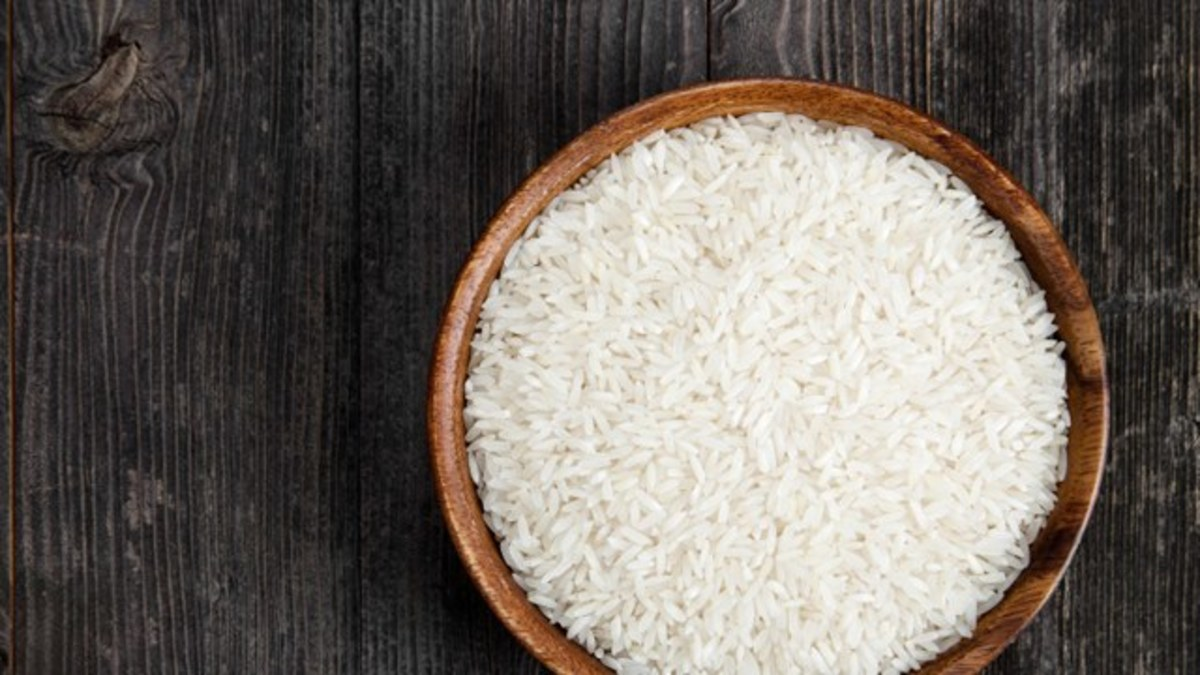 Use Uncooked Rice, Not Parboiled , or Instant Rice