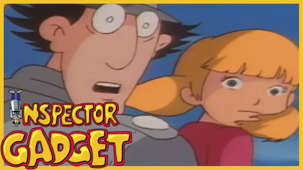 """Review of the Episode """"A Bad Altitude"""" in the Cartoon Inspector Gadget"""